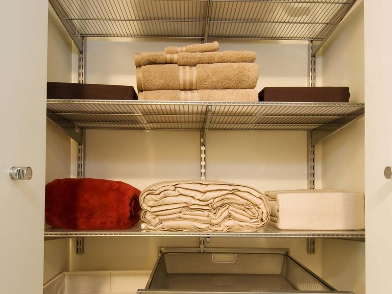 Diy Bathroom Linen Cabinet