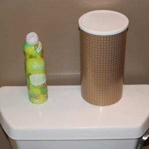 Diy Bathroom Tissue Holder