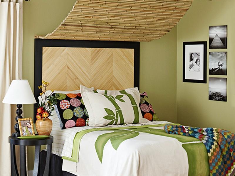 Diy Corner Bed Headboard