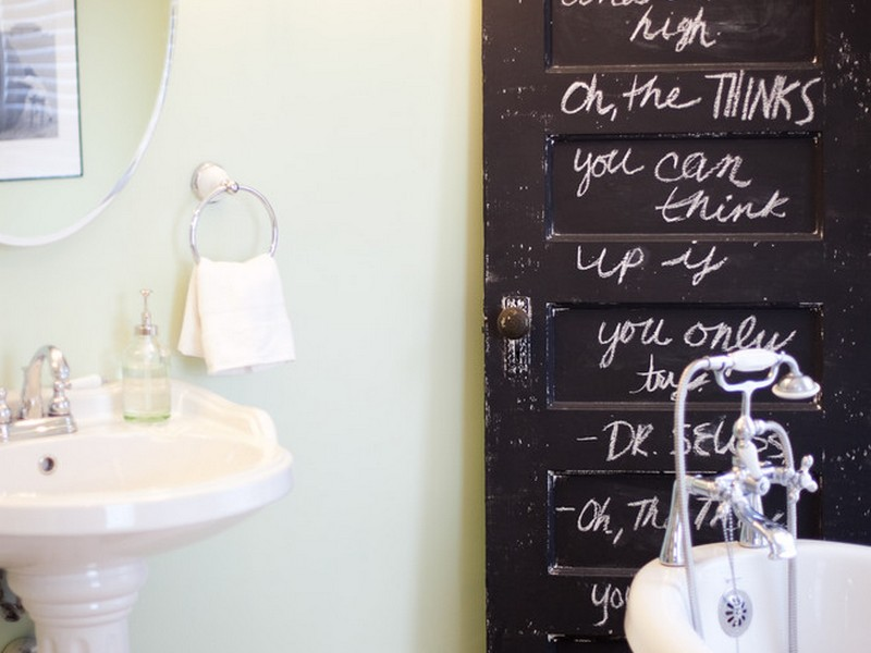 Diy Decorating Ideas For Bathrooms