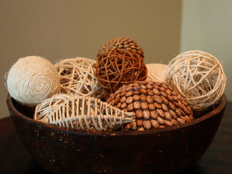 Diy Decorative Balls For Bowls