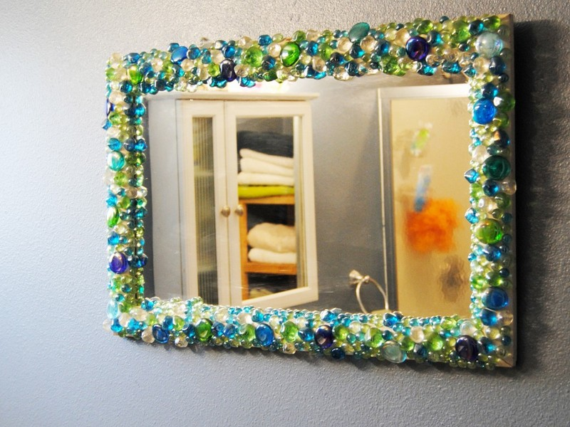 Diy Decorative Mirror Frames