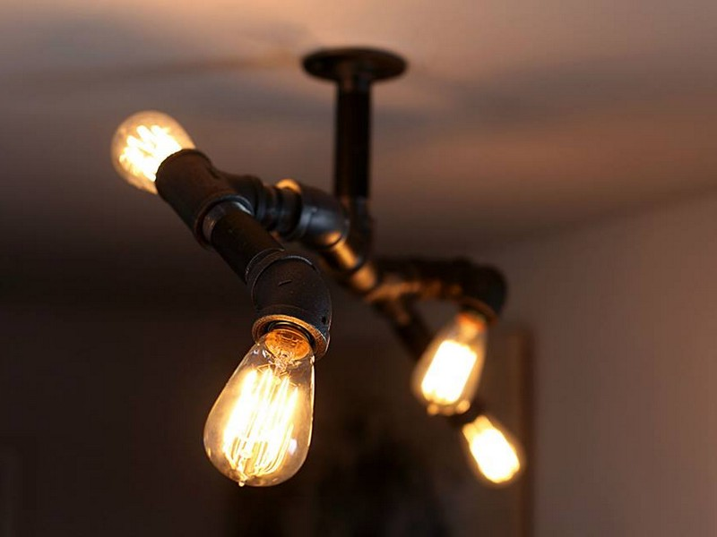 Diy Edison Light Fixtures