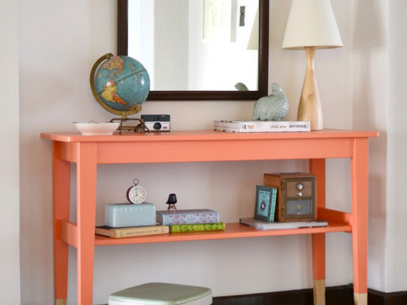 Diy Entryway Tables