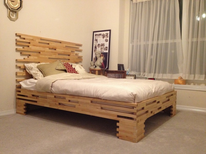 Diy Wood Couch Frame