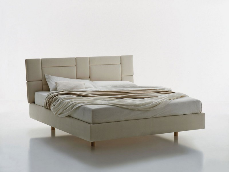 Double Bed Without Headboard