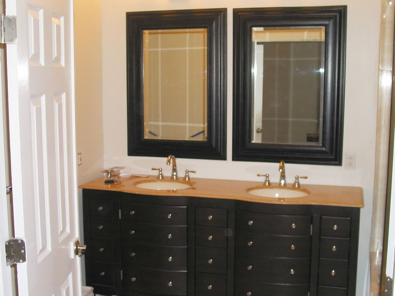Double Sink Bathroom Vanity Designs