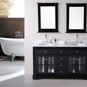 Double Sinks Bathroom Ideas