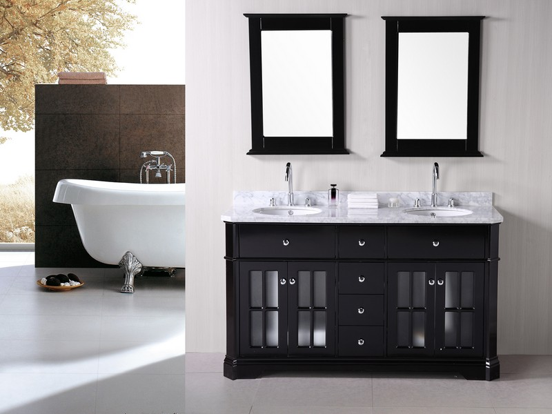 Double Sinks Bathroom Ideas