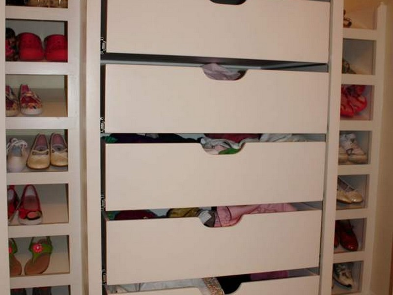 Drawers For Closets