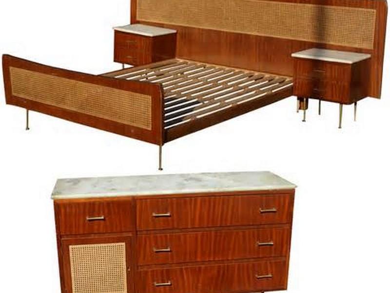 Dresser Bed Frame