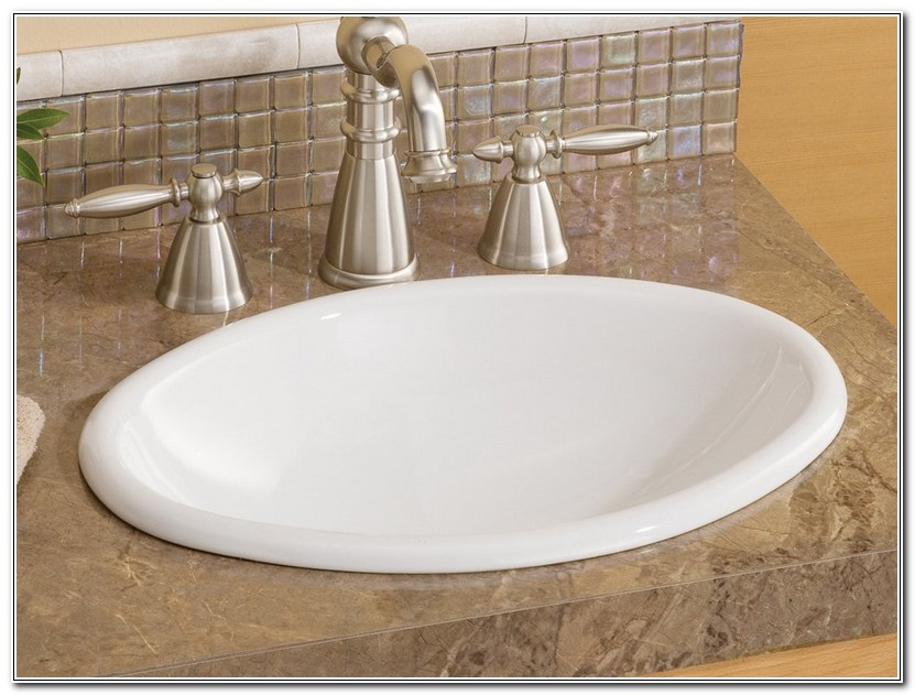 Drop In Bathroom Sinks Canada