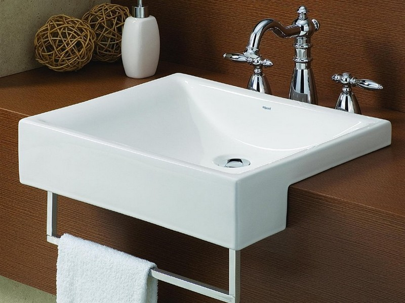 Drop In Bathroom Sinks Lowes
