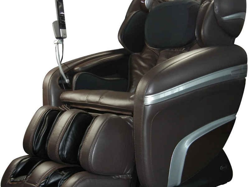 Dual Reclining Loveseat With Massage