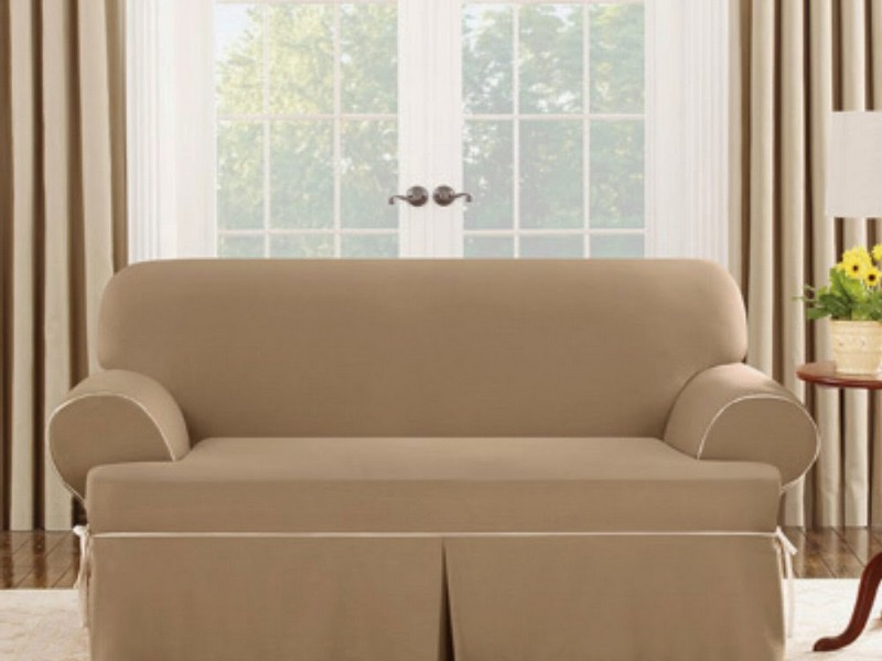Dual Reclining Sofa Cover