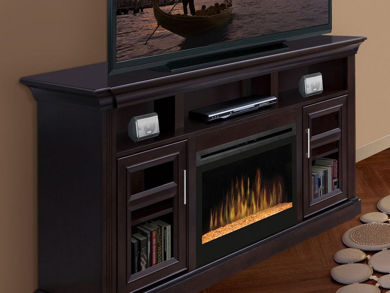 Durant Electric Fireplace Media Console