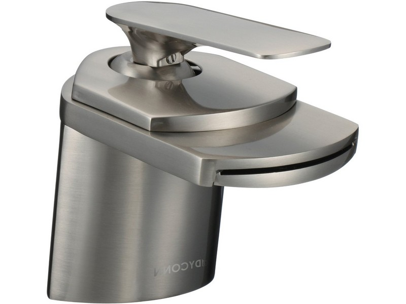 Dyconn Waterfall Bathroom Sink Faucet