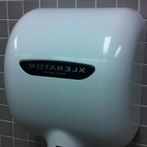 Dyson Bathroom Hand Dryer