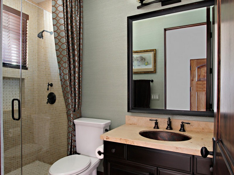 Easy Bathroom Makeover Ideas