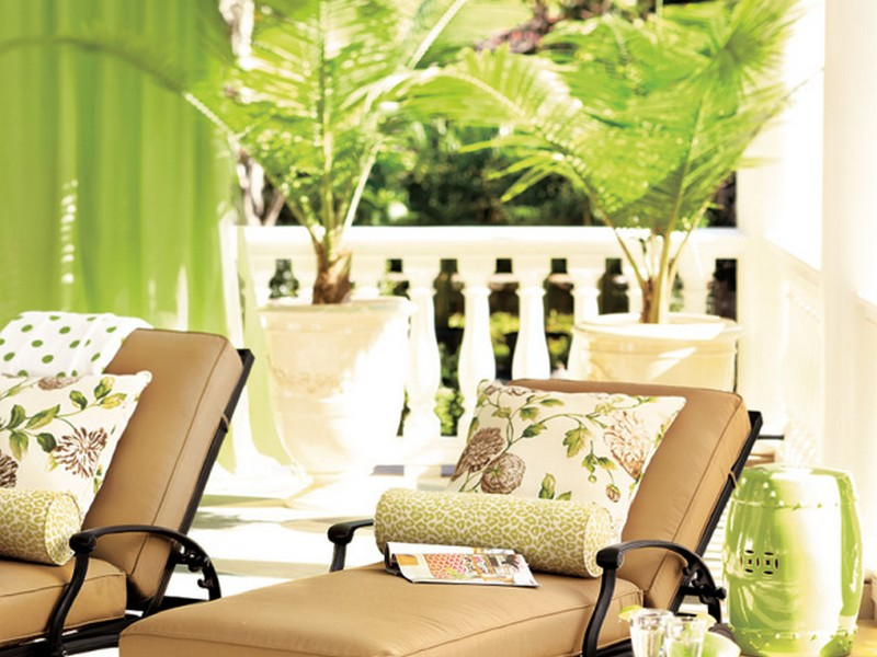 Ebel Outdoor Furniture Cushions
