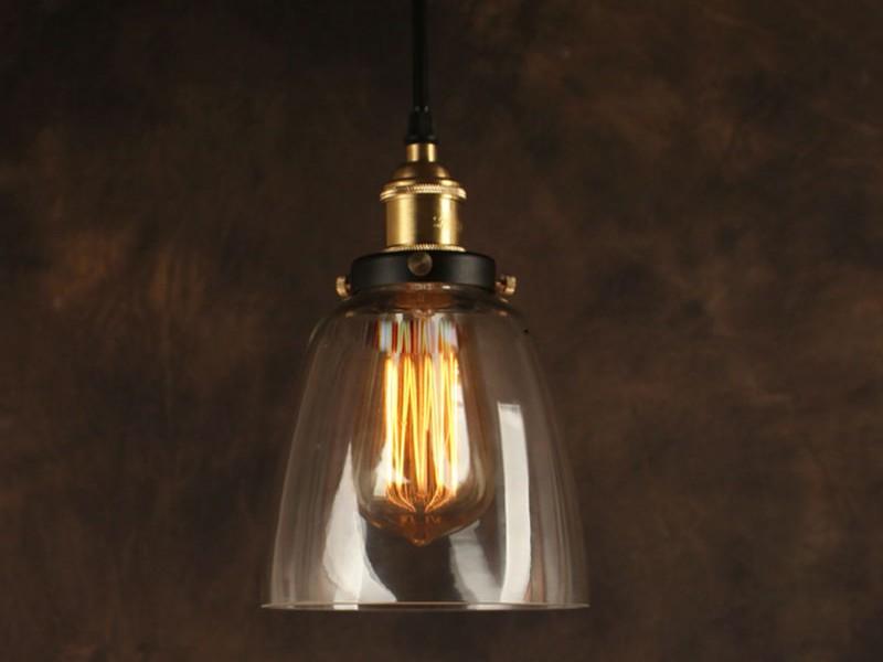 Edison Style Light Fixtures