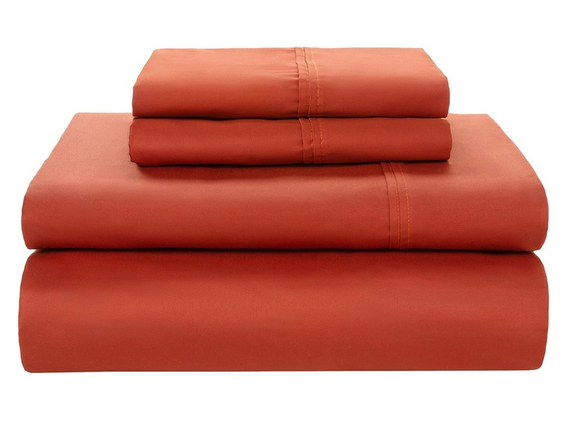 Egyptian Cotton Sateen Sheets California King