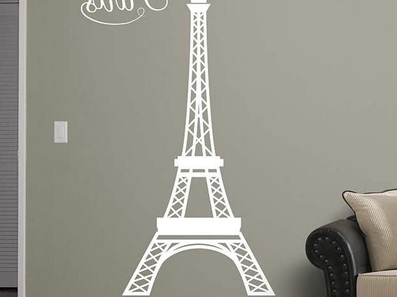 Eiffel Tower Home Decor