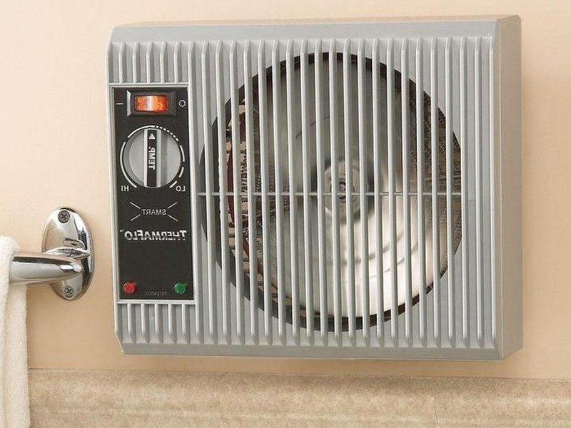 Electric Bathroom Wall Heaters