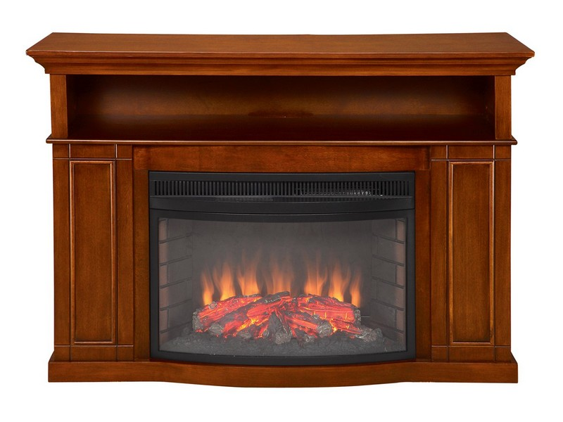 Electric Fireplace Tv Stand Lowes