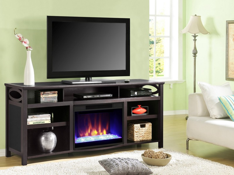 Electric Fireplace With Tv Stand At Costco
