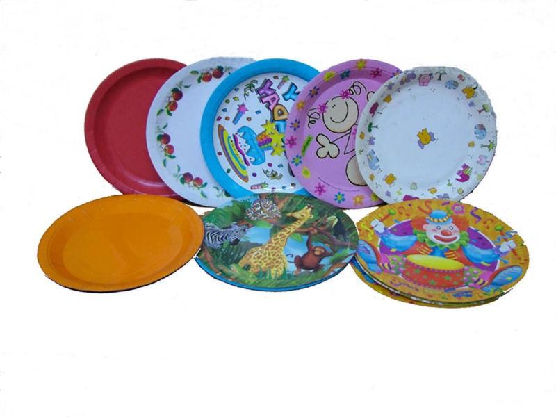 Elegant Paper Plates