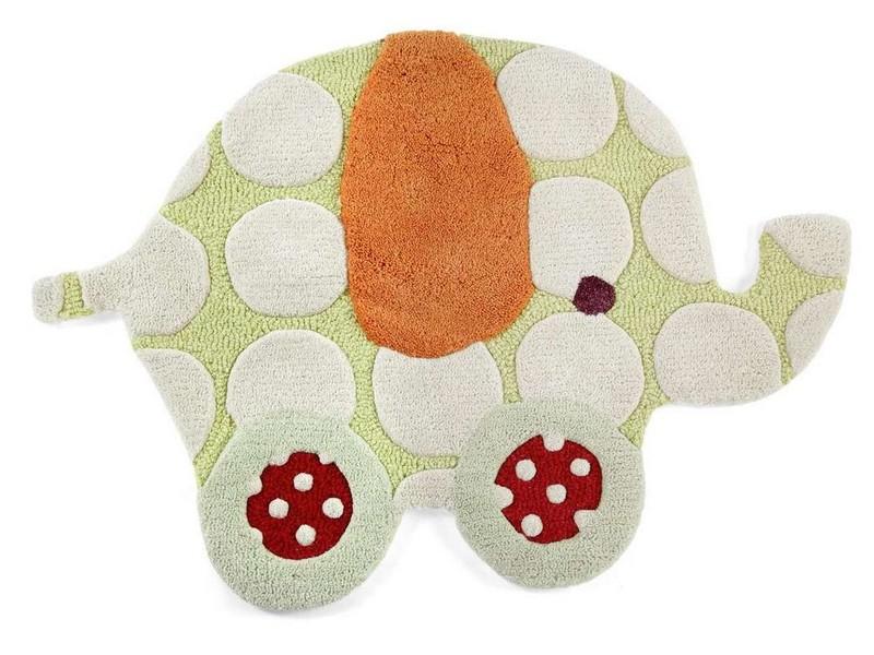 Elephant Rug For Baby Room