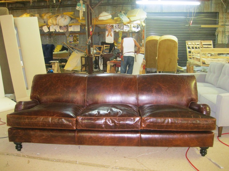 English Roll Arm Sofa Craigslist