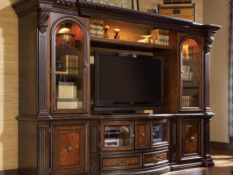 Entertainment Centers Wall Unit