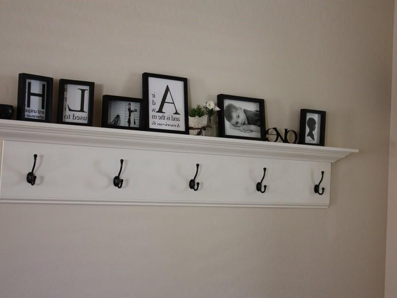 Entry Way Shelf