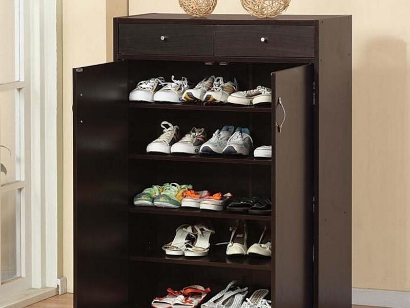 Entryway Shoe Storage Cabinet