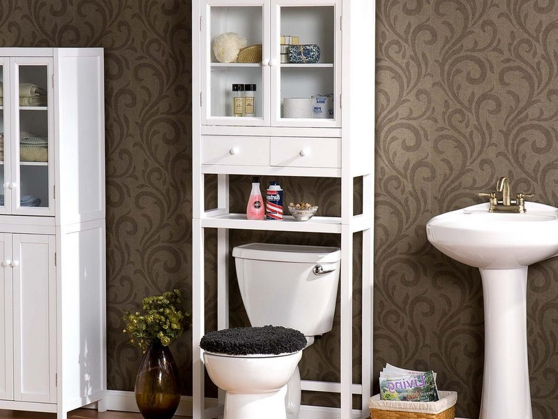 Etagere Bathroom Furniture