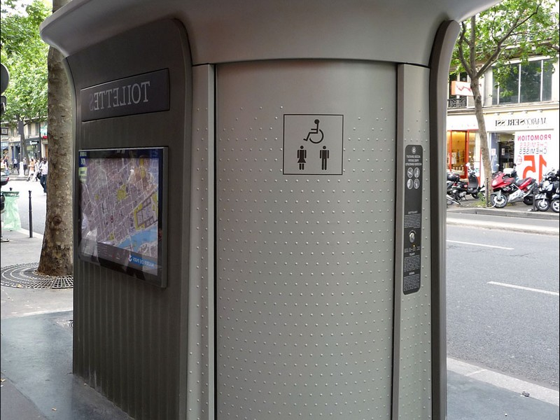 European Public Bathrooms