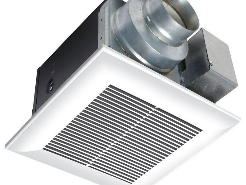 Exhaust Fan For Bathroom Home Depot