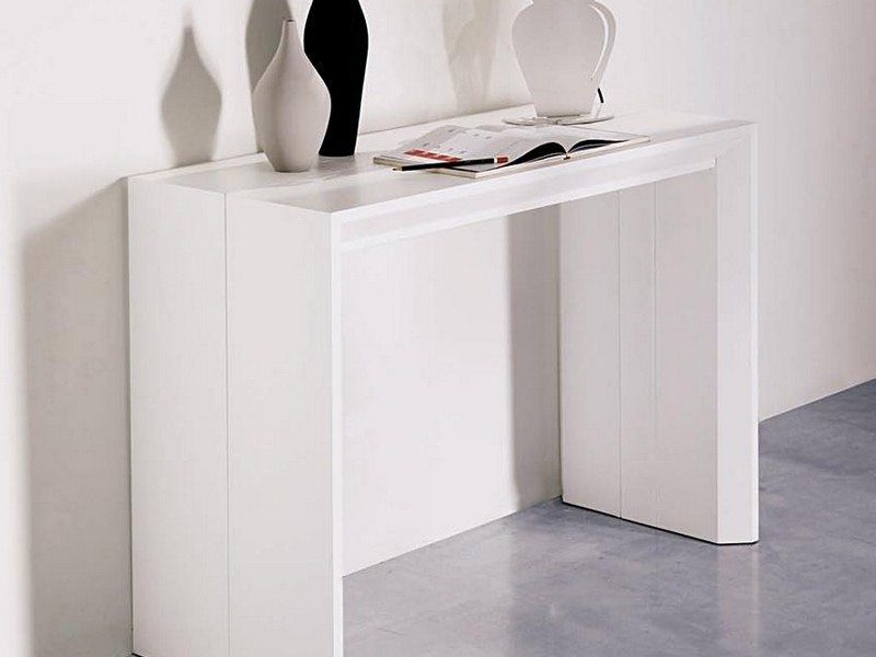 Expandable Console Table From Ozzio