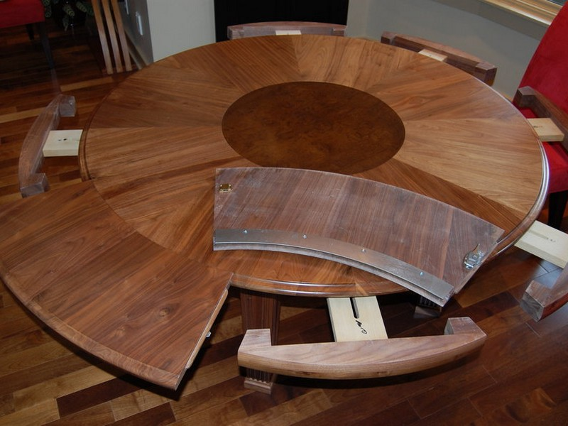 Expanding Dining Room Table Plans