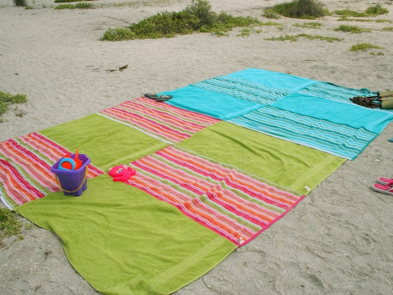 Extra Large Beach Towels For Two