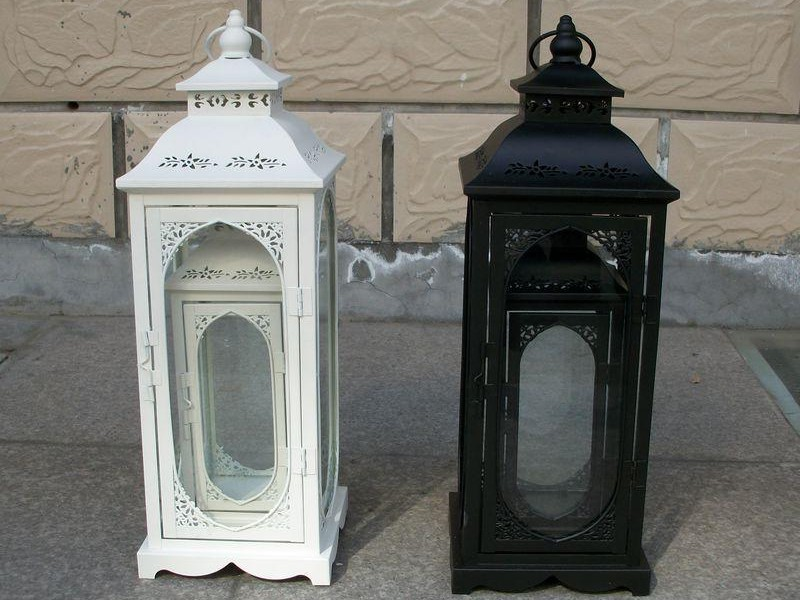 Extra Large Candle Lanterns