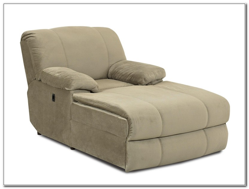 Extra Large Chaise Lounge