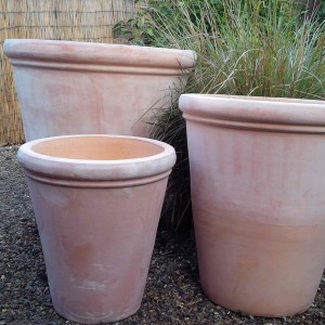 Extra Large Terracotta Planters