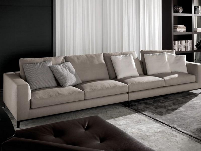 Extra Long Sofas