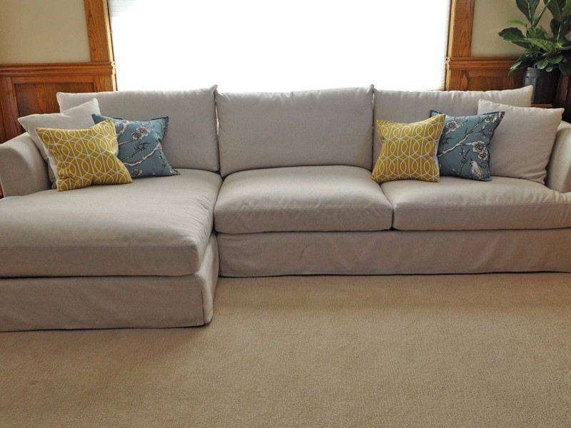Extra Wide Couches Sofa