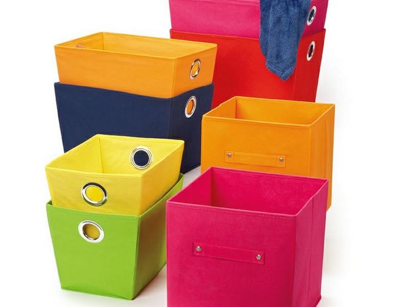 Fabric Storage Bin