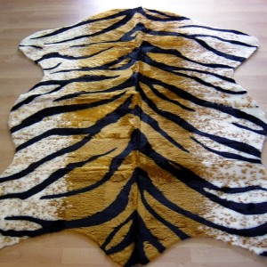 Fake Animal Skin Rugs With Head