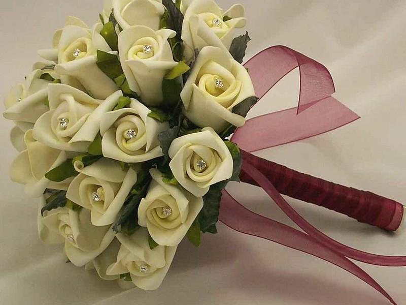 Fake Floral Arrangements For Weddings